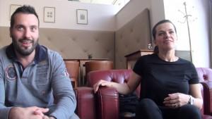 Smakprov på intervjun med Marta Jandová och Václav Noid Bárta