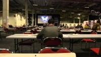 Video: Stefan på plats i presscentret